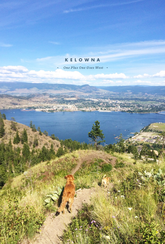 Kelowna | One Plus One Goes West