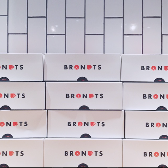 Bronuts by One Plus One