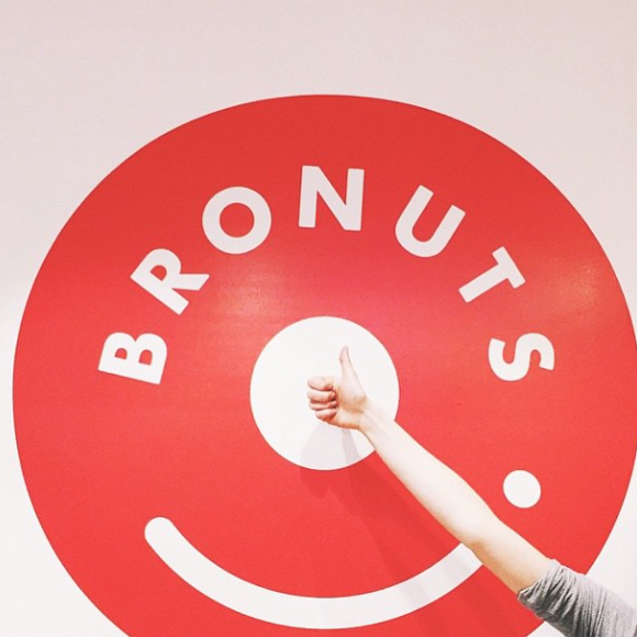Bronuts by One Plus One Design