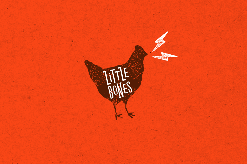 Little Bones Brand Identity - One Plus One Design