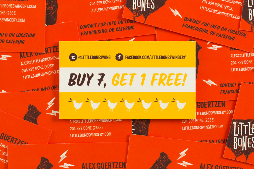 Little Bones Brand Identity - One Plus One Design