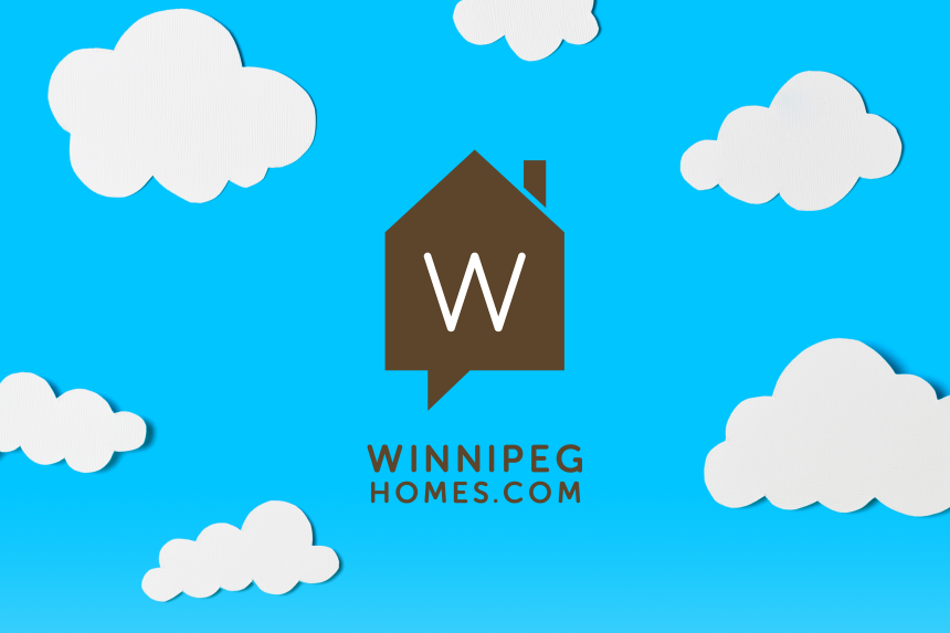 Winnipeg Homes Brand Identity - One Plus One Design