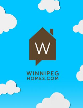 Winnipeg Homes Brand Identity - One Plus One Design