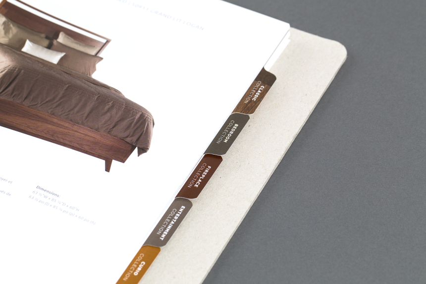 Buhler Furniture Catalogue Design - One Plus One Design