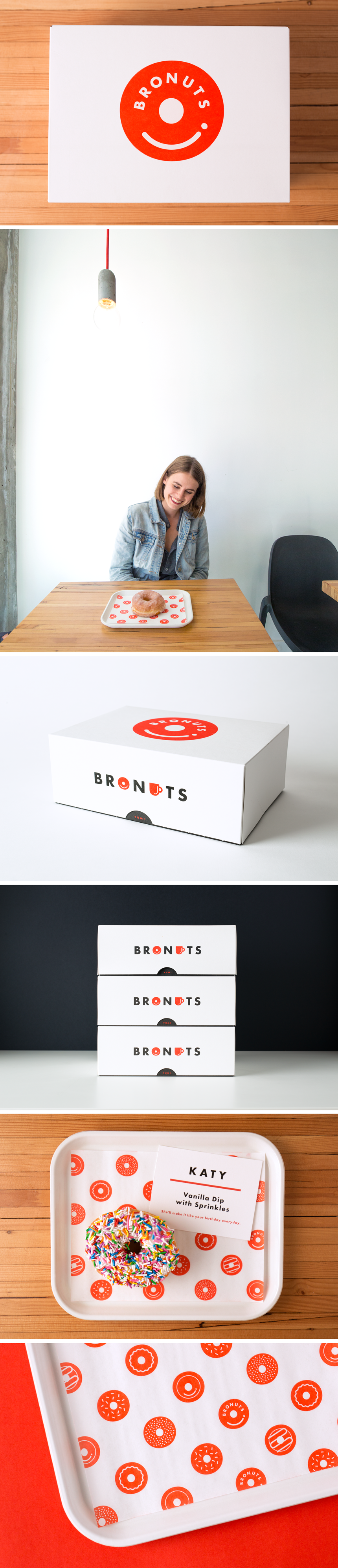 Bronuts - One Plus One Design