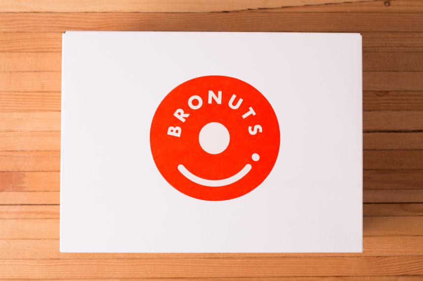 Bronuts Brand Identity - One Plus One Design