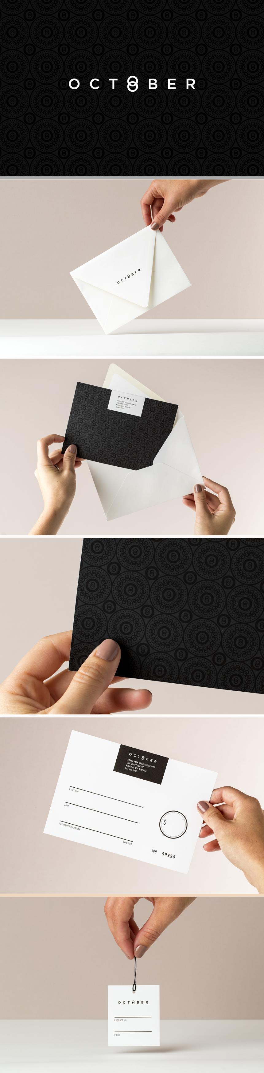 October Boutique - One Plus One Design